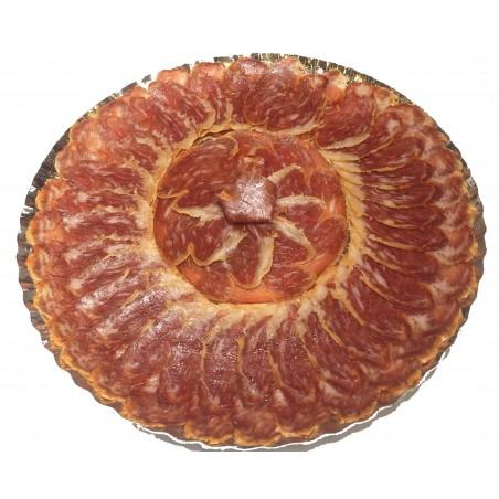 """Acorn-Fed, Pure Bred Iberian Ham """"Ibérico del Brillante"""", Sliced"""