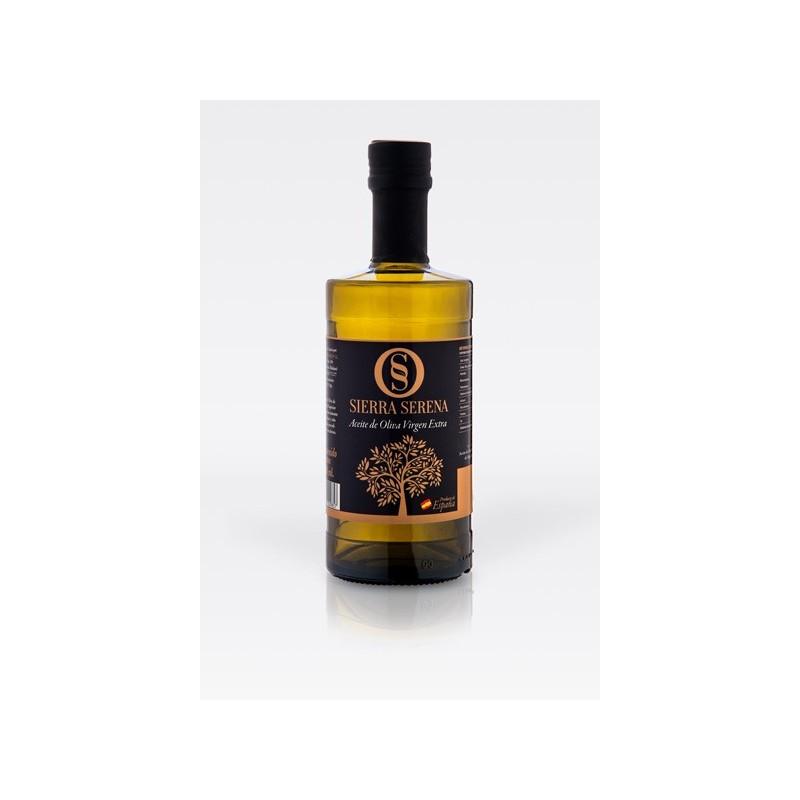 SIERRA SERENA. Aceite Oliva Virgen Extra 500 ml