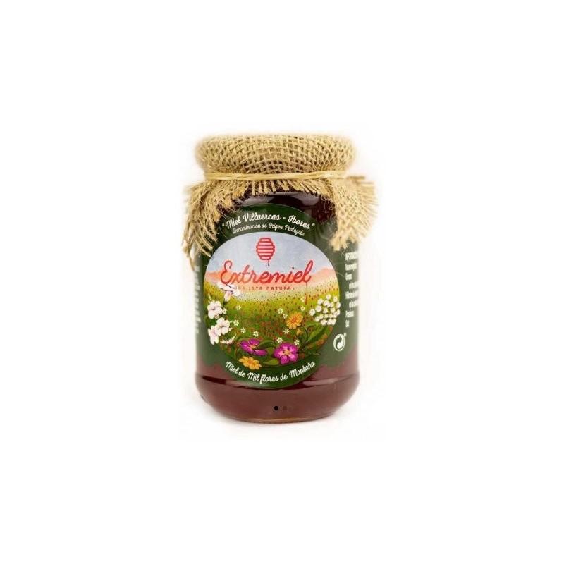 Miel multiflora de montaña D.O. Villuercas Ibores  EXTREMIEL  500 kg