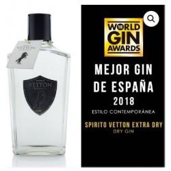 Ginebra Extra Dry Spirito Vetton