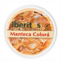 IBERITOS Manteca Colorá extremeña 250 grs