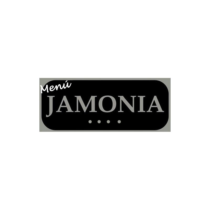 Menú JAMONIA