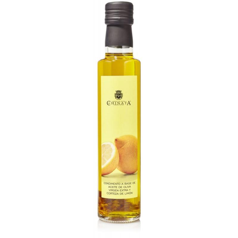 La chinata. Condimento de limón. 250 ml