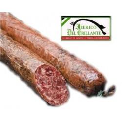 """Acorn-Fed Sausage """"Ibérico del Brillante"""""""