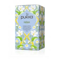 Infusión ecológica Relax Pukka