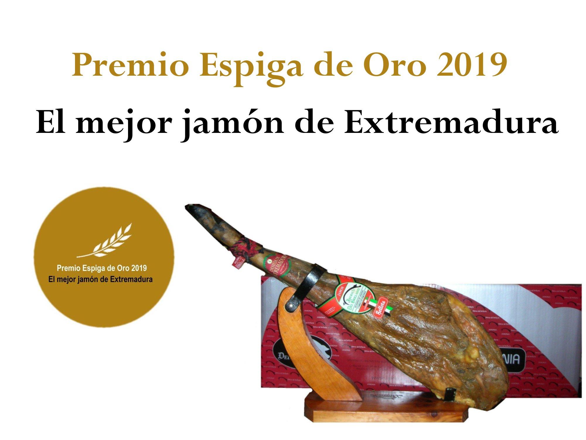 Premio Espiga de Oro 2019