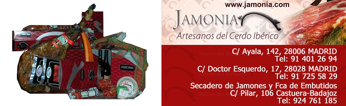 Tiendas Jamonia